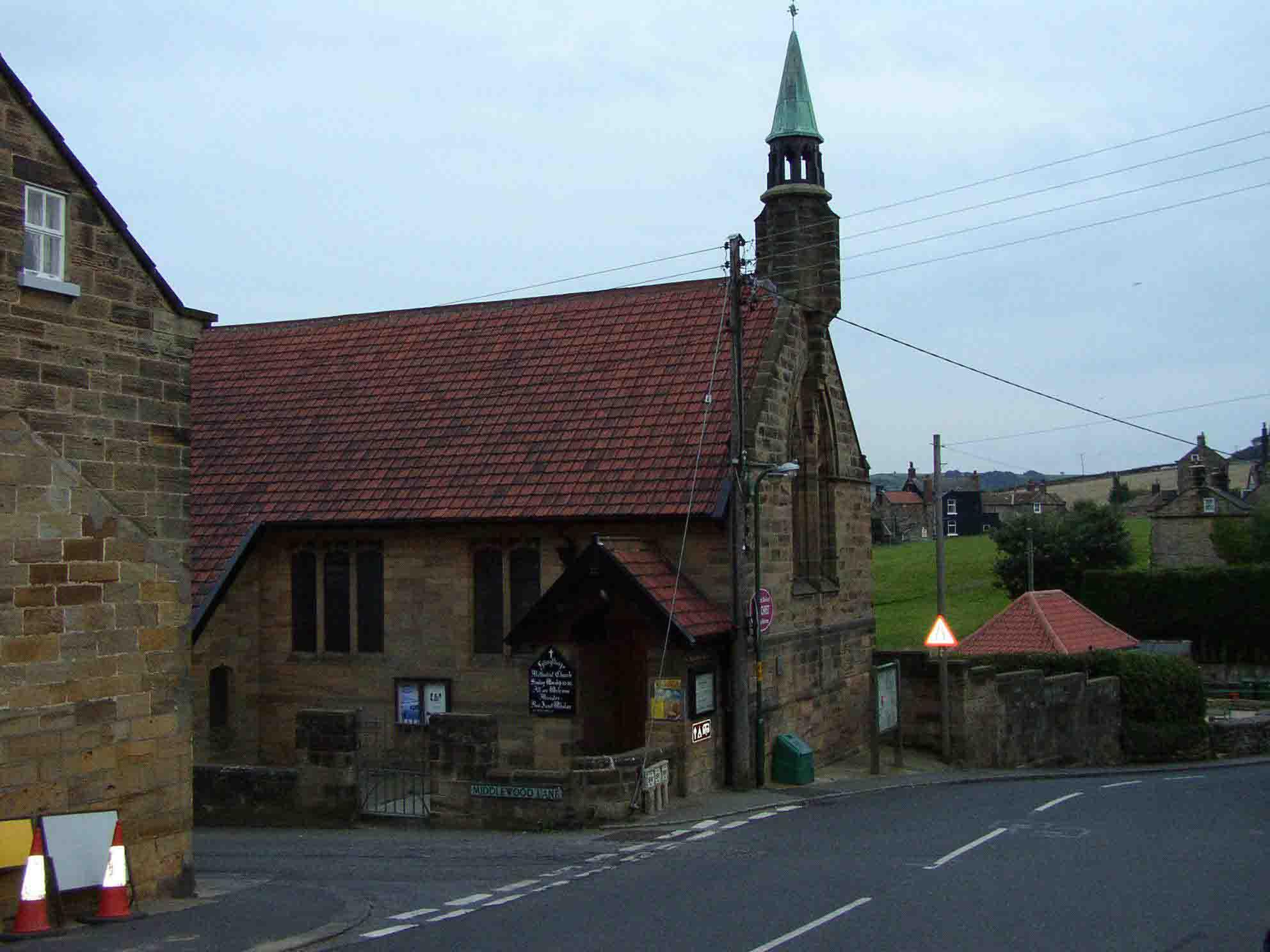 Hope Whitby and Fylingthorpe Methodist